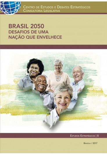 Brasil 2050: desafios de uma nação que envelhece