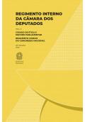 Regimento Interno da Câmara dos Deputados (Espiral)