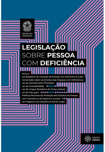 Legislação sobre Pessoa com Deficiência