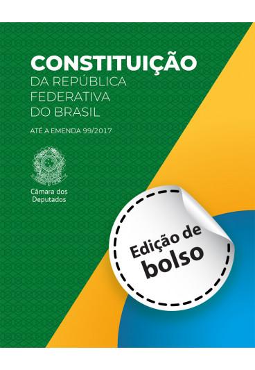 Constituição da República Federativa do Brasil - Edição de Bolso